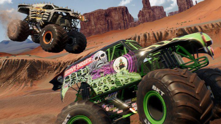 سیستم مورد نیاز بازی Monster Jam Steel Titans + عکس و تریلر