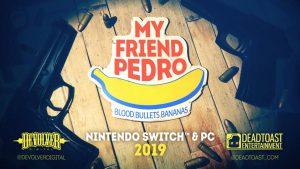 سیستم مورد نیاز بازی My Friend Pedro مای فرند پدرو + عکس و تریلر