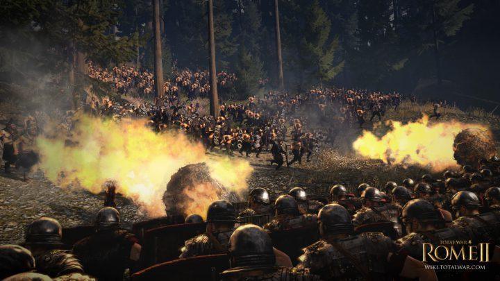 سیستم مورد نیاز بازی total war rome 2 emperor edition + عکس و تریلر