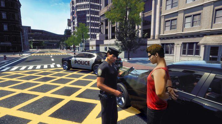 سیستم مورد نیاز بازی Police Simulator: Patrol Duty + عکس و تریلر