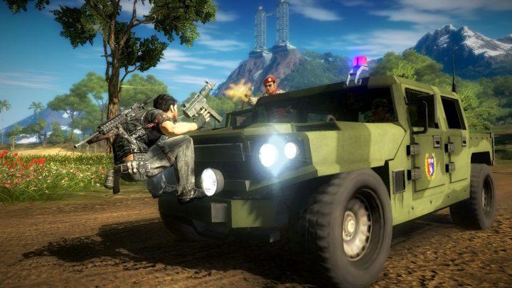 سیستم مورد نیاز بازی Just Cause 2 جاست کاز + عکس و تریلر