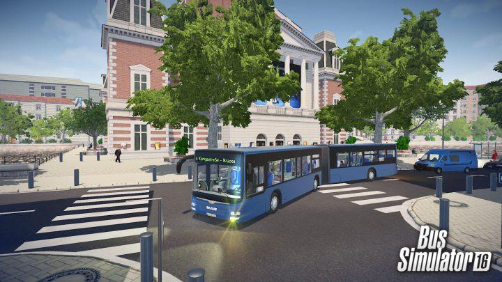سیستم مورد نیاز بازی Bus Simulator 16 باس سیمولاتور + عکس و تریلر