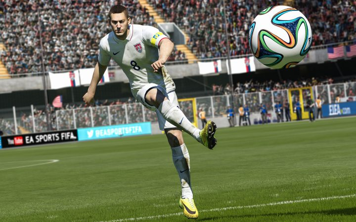 سیستم مورد نیاز بازی FIFA 15 فیفا 15 + عکس و تریلر