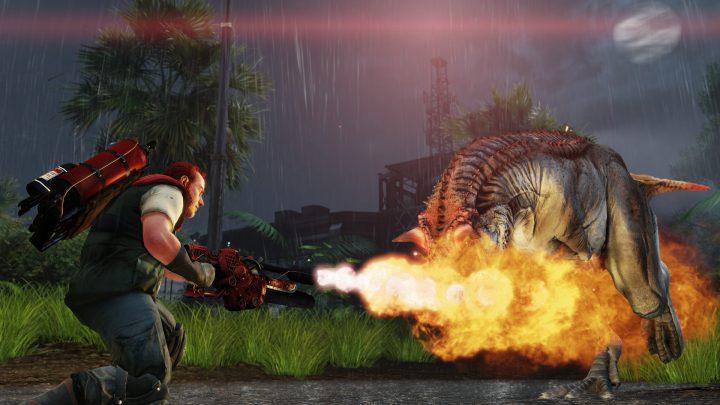 سیستم مورد نیاز بازی Primal Carnage: Extinction + عکس و تریلر