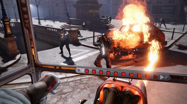 سیستم مورد نیاز بازی Wolfenstein: Cyberpilot + عکس و تریلر