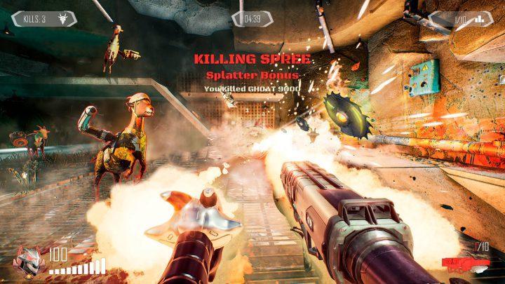 سیستم مورد نیاز بازی Goat of Duty گوت اف دیوتی + عکس و تریلر