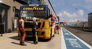 سیستم مورد نیاز بازی FIA European Truck Racing Championship + عکس و تریلر