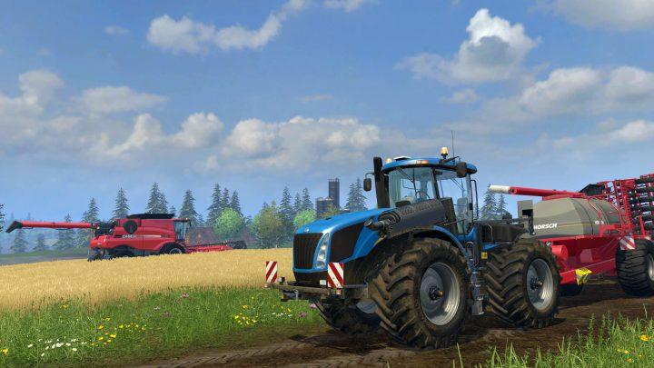 سیستم مورد نیاز بازی Farming Simulator 15 + عکس و تریلر