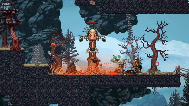 سیستم مورد نیاز بازی Warlocks 2: God Slayers + عکس و تریلر