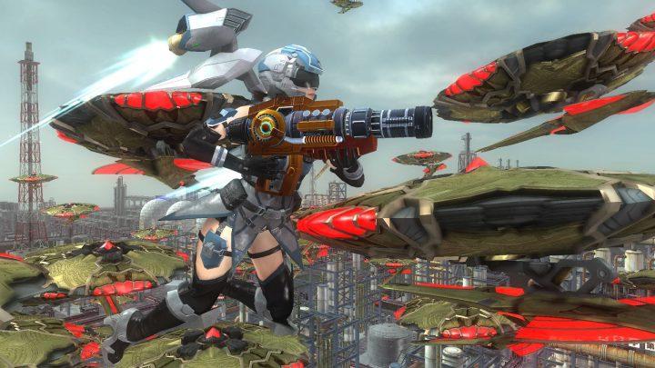 سیستم مورد نیاز بازی EARTH DEFENSE FORCE 5 + عکس و تریلر