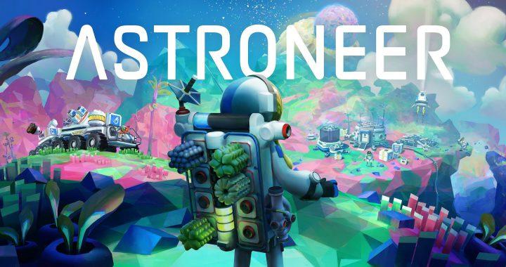 سیستم مورد نیاز بازی ASTRONEER استرونیر + عکس و تریلر