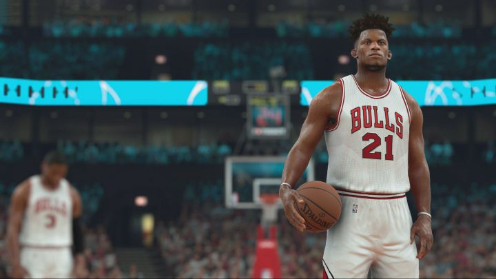 سیستم مورد نیاز بازی NBA 2K18 ان بی ای + عکس و تریلر