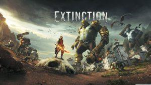 سیستم مورد نیاز بازی Extinction اکستنشن + عکس و تریلر