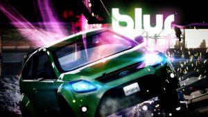 سیستم مورد نیاز بازی Blur بلور + عکس و تریلر