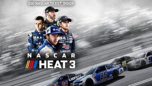 سیستم مورد نیاز بازی NASCAR Heat 3 ناسکار هیت + عکس و تریلر