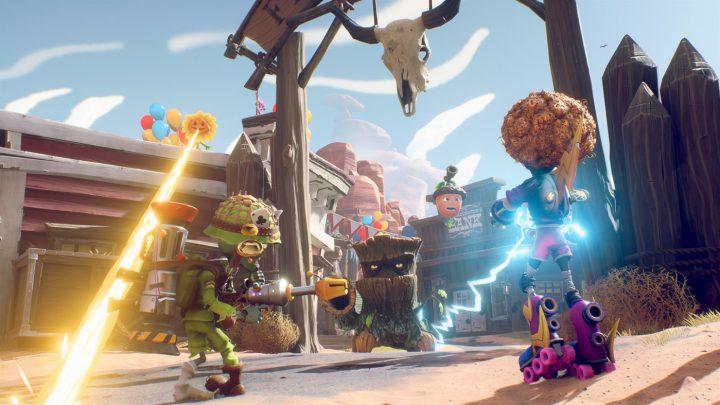 سیستم مورد نیاز بازی Plants vs. Zombies: Battle for Neighborville + عکس و تریلر