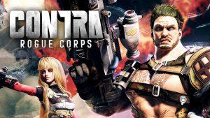 سیستم مورد نیاز بازی CONTRA: ROGUE CORPS + عکس و تریلر