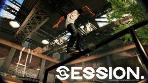 سیستم مورد نیاز بازی Session: Skateboarding Sim Game + عکس و تریلر