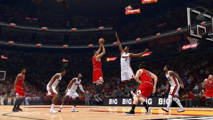 سیستم مورد نیاز بازی NBA 2K14 ان بی ای + عکس و تریلر