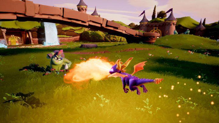 سیستم مورد نیاز بازی Spyro Reignited Trilogy + عکس و تریلر