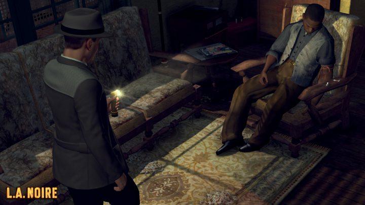 سیستم مورد نیاز بازی L.A. Noire ال ای نویر + عکس و تریلر