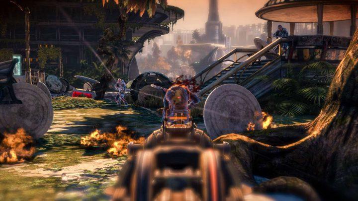 سیستم مورد نیاز بازی Bulletstorm: Full Clip Edition + عکس و تریلر