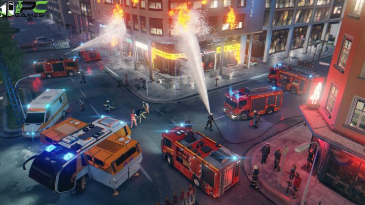 سیستم مورد نیاز بازی Emergency 2017 امرجنسی + عکس و تریلر