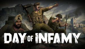 سیستم مورد نیاز بازی Day of Infamy دی اف اینفمی + عکس و تریلر