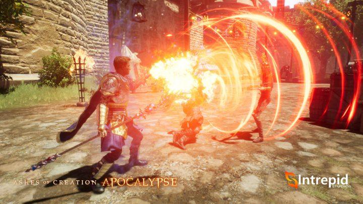 سیستم مورد نیاز بازی Ashes of Creation Apocalypse + عکس و تریلر