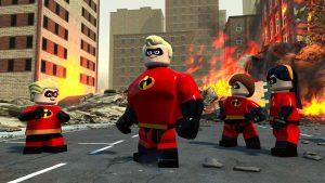 سیستم مورد نیاز بازی LEGO The Incredibles + عکس و تریلر