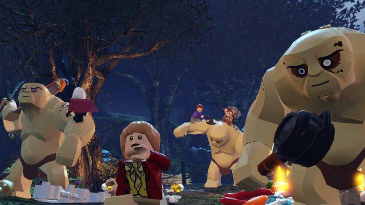 سیستم مورد نیاز بازی LEGO The Hobbit لگو د هابیت + عکس و تریلر