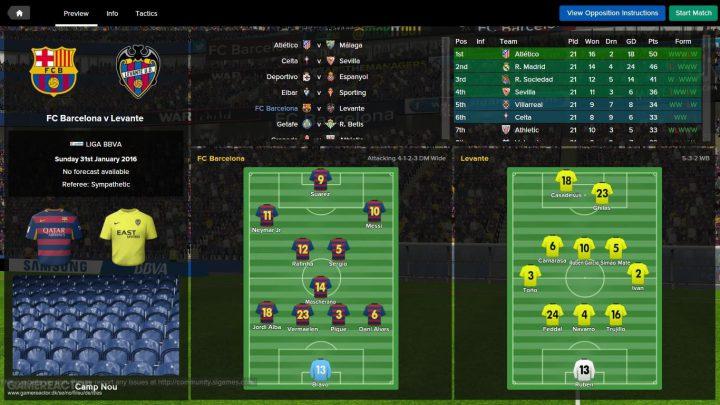 سیستم مورد نیاز بازی Football Manager 2016 + عکس و تریلر