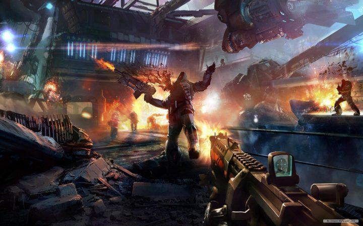 سیستم مورد نیاز بازی Alien Rage الین ریج + عکس و تریلر