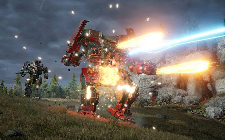 سیستم مورد نیاز بازی MechWarrior 5: Mercenaries + عکس و تریلر
