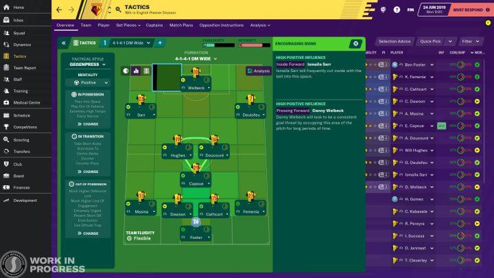 سیستم مورد نیاز بازی Football Manager 2020 + عکس و تریلر
