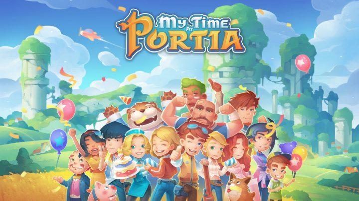 سیستم مورد نیاز بازی My Time At Portia + عکس و تریلر