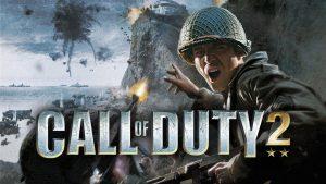 سیستم مورد نیاز بازی Call of Duty 2 کال اف دیوتی + عکس و تریلر