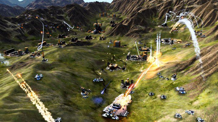 سیستم مورد نیاز بازی Ashes of the Singularity + عکس و تریلر