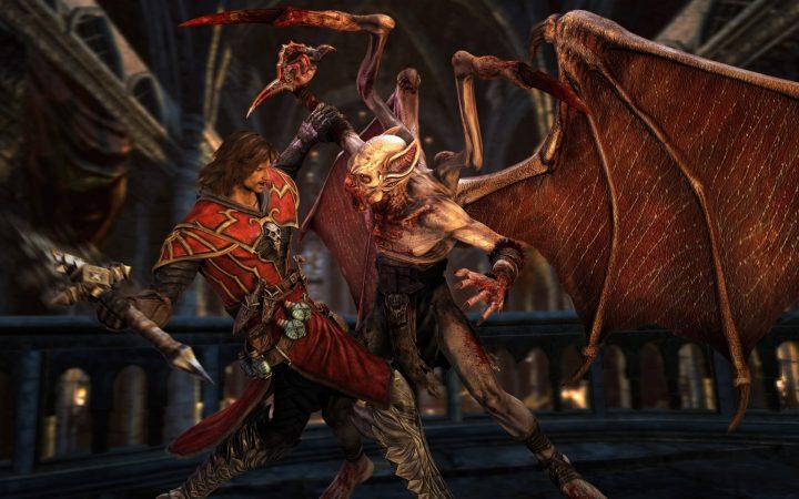 سیستم مورد نیاز بازی Castlevania: Lords of Shadow + عکس و تریلر