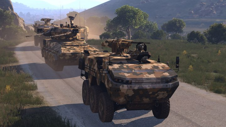 سیستم مورد نیاز بازی Arma 3 آرما + عکس و تریلر