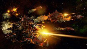 سیستم مورد نیاز بازی Battlefleet Gothic: Armada + عکس و تریلر