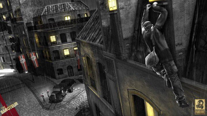 سیستم مورد نیاز بازی The Saboteur د سابوتر + عکس و تریلر