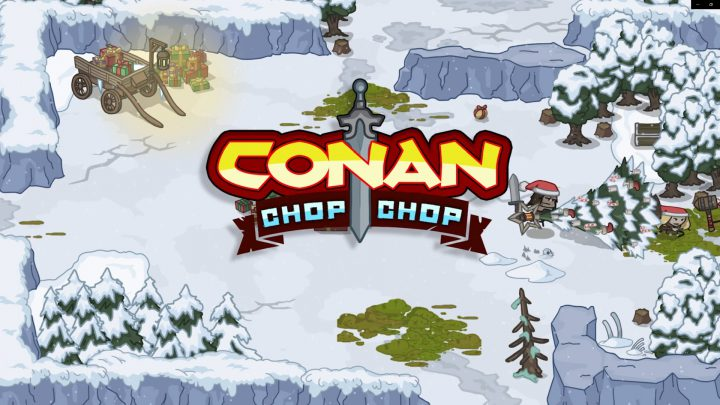 سیستم مورد نیاز بازی Conan Chop Chop + عکس و تریلر