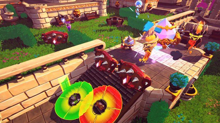 سیستم مورد نیاز بازی Dungeon Defenders: Awakened + عکس و تریلر