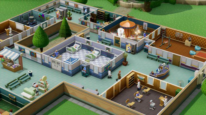 سیستم مورد نیاز بازی Two Point Hospital تو پوینت هاسپیتال + عکس و تریلر
