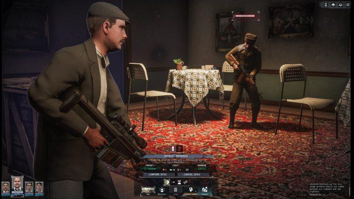 سیستم مورد نیاز بازی Phantom Doctrine فانتوم دکترین + عکس و تریلر