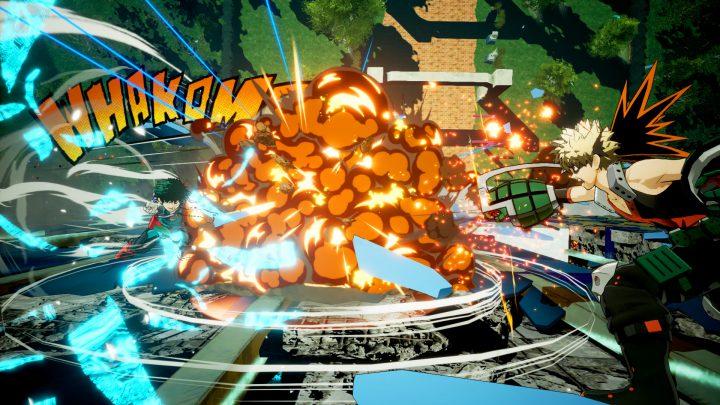 سیستم مورد نیاز بازی MY HERO ONE'S JUSTICE + عکس و تریلر