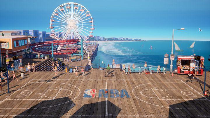 سیستم مورد نیاز بازی NBA 2K Playgrounds 2 + عکس و تریلر