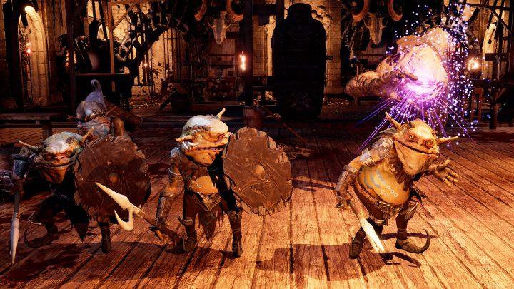 سیستم مورد نیاز بازی The Bard's Tale 4: Barrows Deep + عکس و تریلر