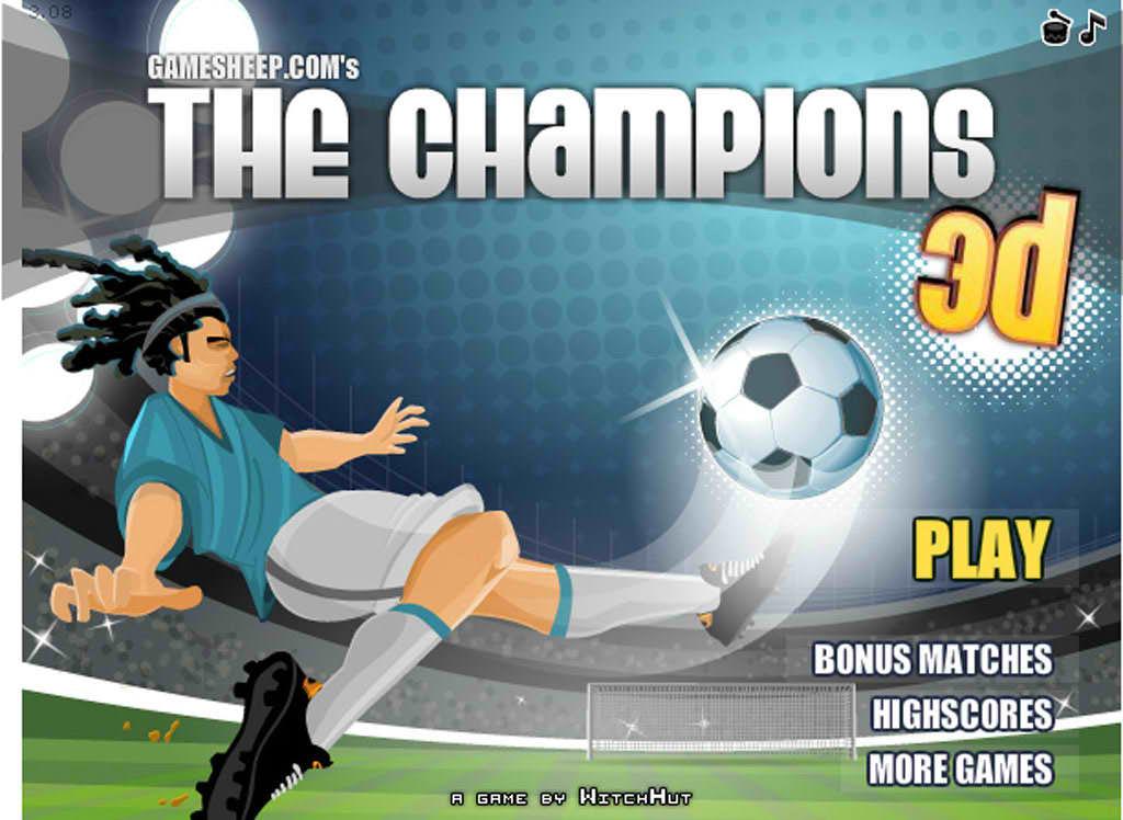 بازی آنلاین فوتبال فلش